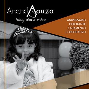 Folheto Ananda Souza Fotografia