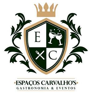 Logotipo e Branding Institucional Espaços Carvalhos