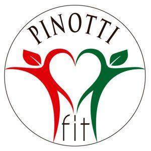 Criação de Logotipo para Pinotti Fit - Comida Fitness
